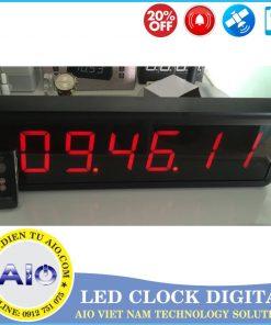 lap rap dong ho dien tu led 247x296 - Đồng hồ led điện tử đếm ngược và xuôi